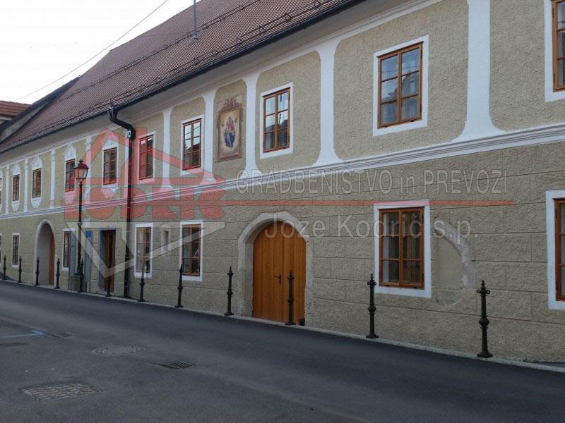 Mencingerjeva hiša Krško