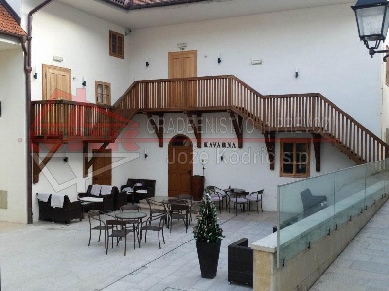 Valvasorjeva hiša Krško